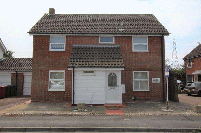4 Bedrooms Detached House for sale in Rochfords Gardens, Slough
