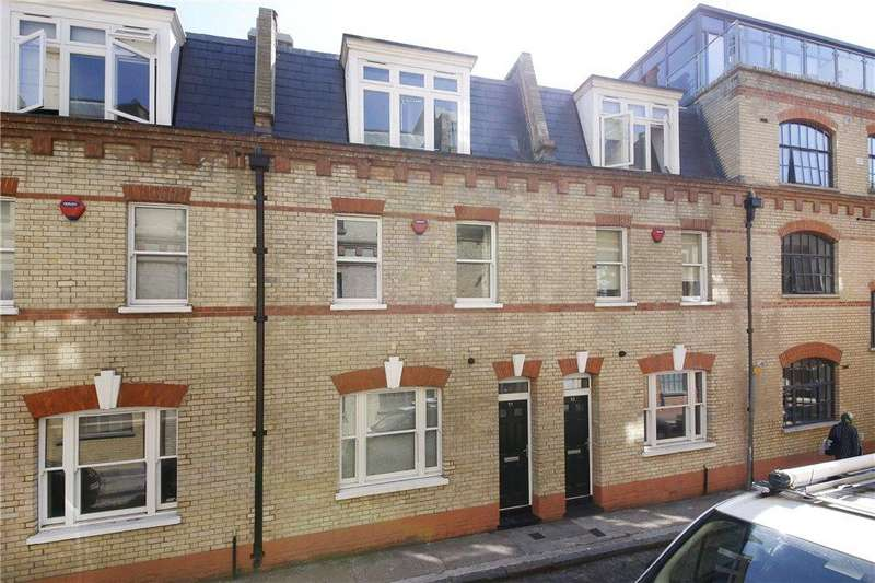 3 Bedrooms Terraced House for sale in Rampart Street, London, E1