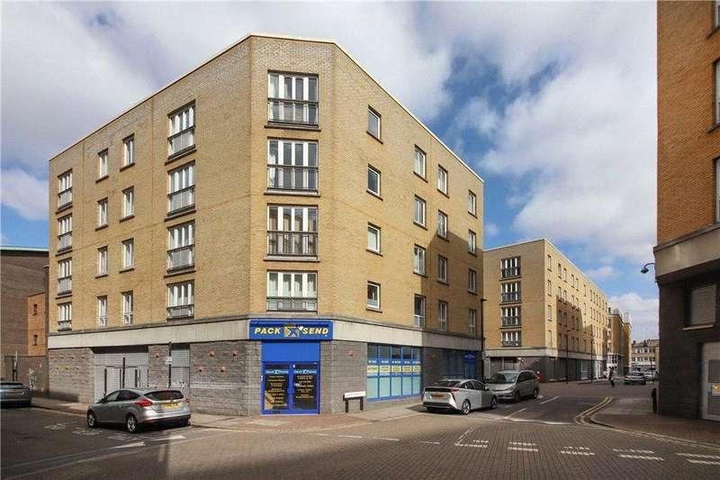 2 Bedrooms Apartment Flat for sale in Coke Street, Aldgate, London, E1