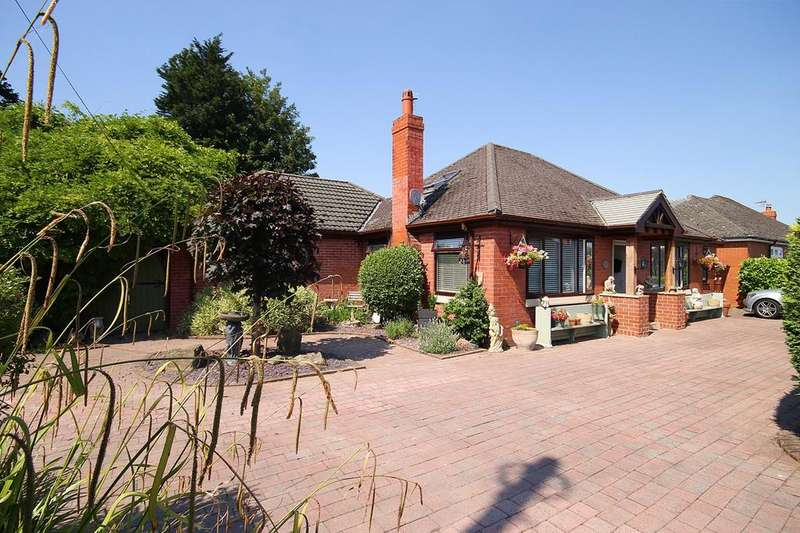 5 Bedrooms Bungalow for sale in Campbell Crescent, Great Sankey, Warrington, WA5