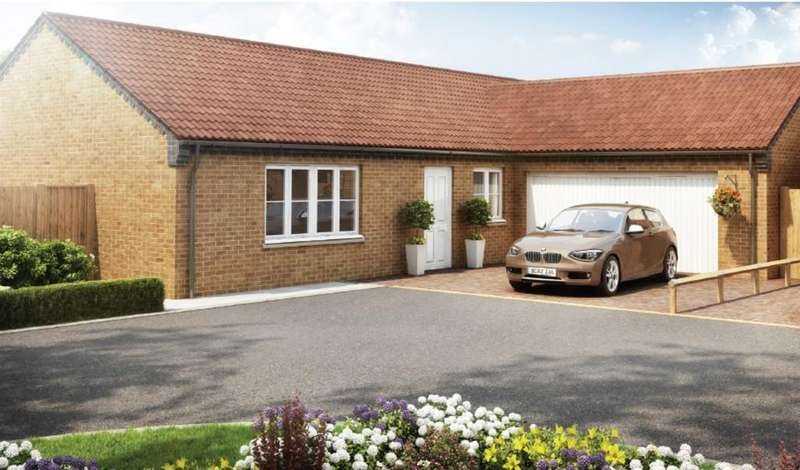 3 Bedrooms Detached Bungalow for sale in Holbeach, Lincolnshire