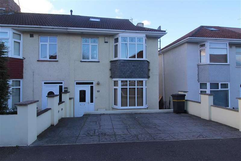 3 Bedrooms End Of Terrace House for sale in Cadogan Road, Bristol, BS14 9TF