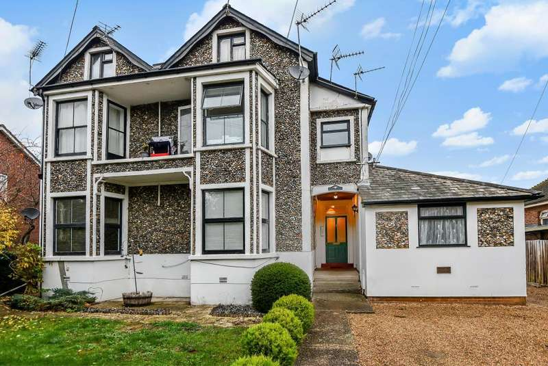 1 Bedroom Flat for sale in Flint Lodge, Maidenhead, SL6