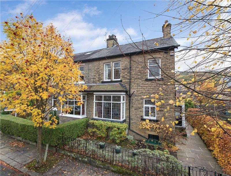 4 Bedrooms Unique Property for sale in Avondale Grove, Shipley, West Yorkshire