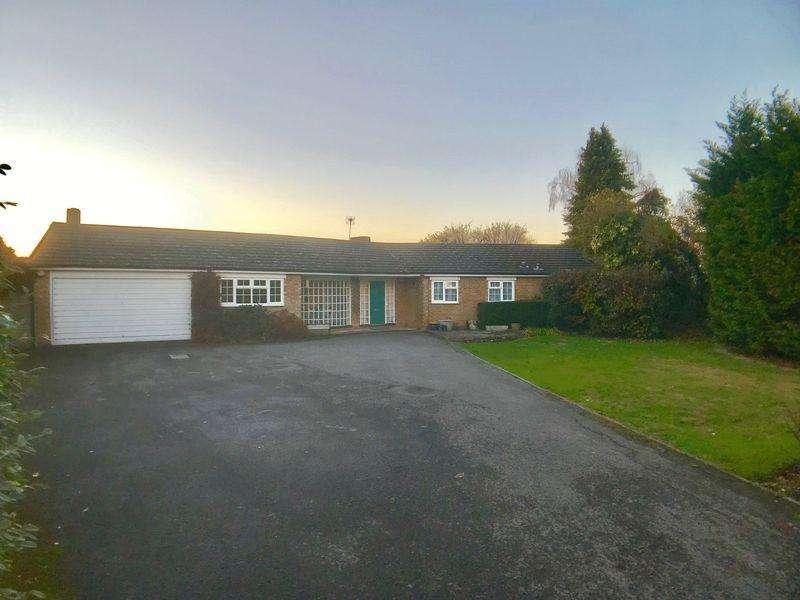 3 Bedrooms Bungalow for sale in Littlewick Green, Berkshire