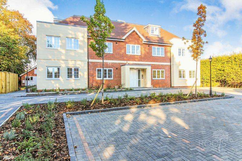 2 Bedrooms Apartment Flat for sale in The Dolmans, Shaw, Newbury
