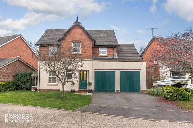 5 Bedrooms Detached House for sale in Saltmeadows, Nantwich, Cheshire