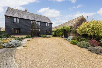 3 Bedrooms Link Detached House for sale in Boxworth, Cambridge, Cambridgeshire