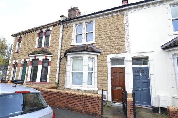 2 Bedrooms Terraced House for sale in Norman Road, St. Werburghs, Bristol, BS2 9UJ