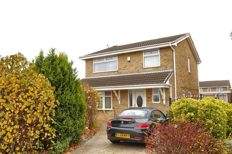 4 Bedrooms Detached House for sale in Bielby Avenue, Owington Farm