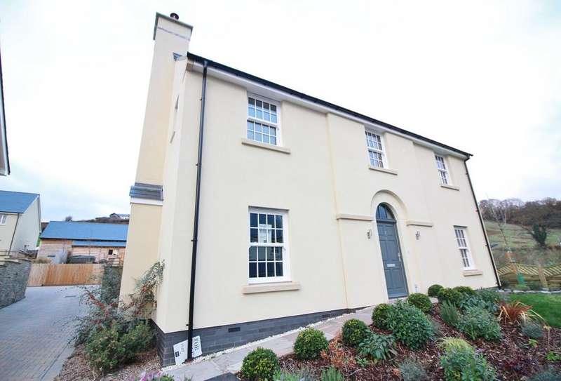 4 Bedrooms Detached House for sale in Llangenny Lane, Crickhowell, NP8