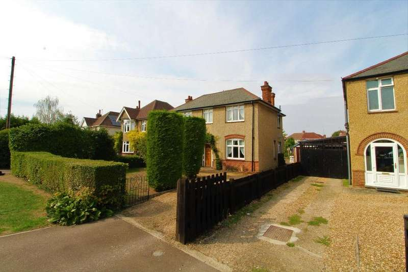 4 Bedrooms Detached House for sale in Stagsden Road, Bromham, MK43