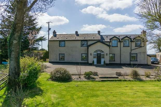 4 Bedrooms Detached House for sale in Pot Hill Lane, Lisburn, County Antrim