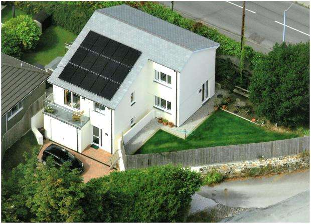 3 Bedrooms Detached House for sale in St. Anns Chapel, Gunnislake, Cornwall