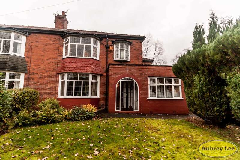5 Bedrooms Semi Detached House for sale in Brooklands Road, Manchester