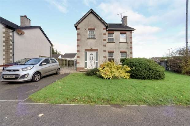 3 Bedrooms Detached House for sale in Demesne Manor, Garvagh, Coleraine, County Londonderry