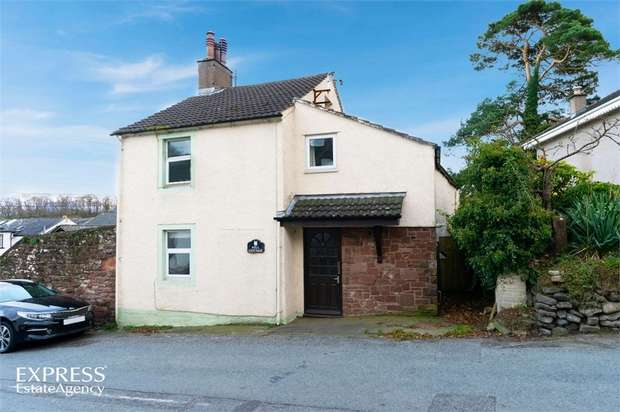 2 Bedrooms Cottage House for sale in Hill Cottage, Holmrook, Cumbria