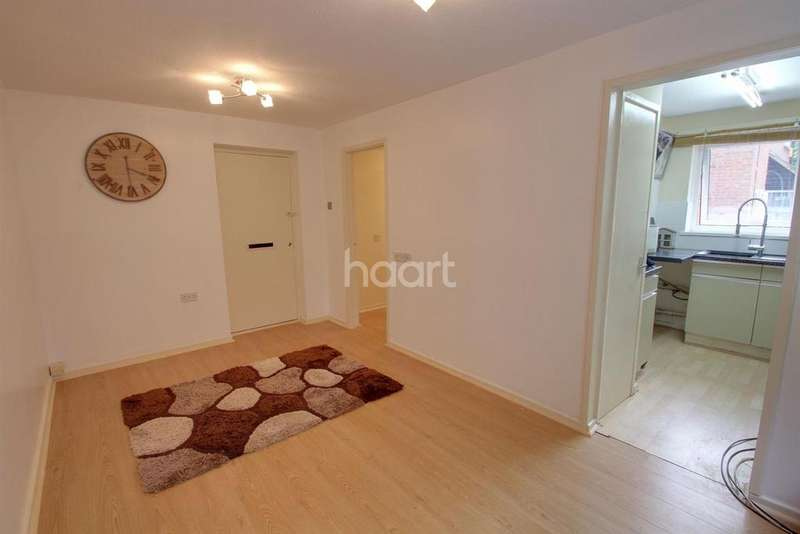 Studio Flat for sale in Blackthorn Drive, Leicester LE4 1BH