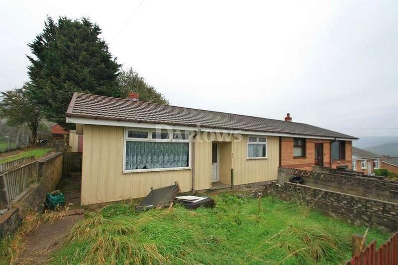 3 Bedrooms Bungalow for sale in Old Pant Road, Pantside, Newbridge, NP11