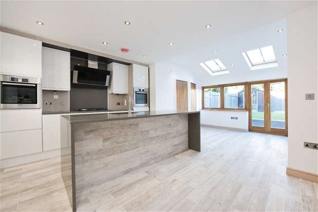2 Bedrooms Terraced House for sale in Vestris Road, Forest Hill