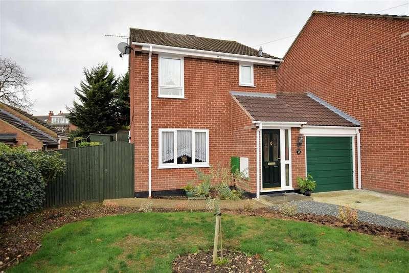 3 Bedrooms Detached House for sale in Spode Close, Tilehurst, Reading
