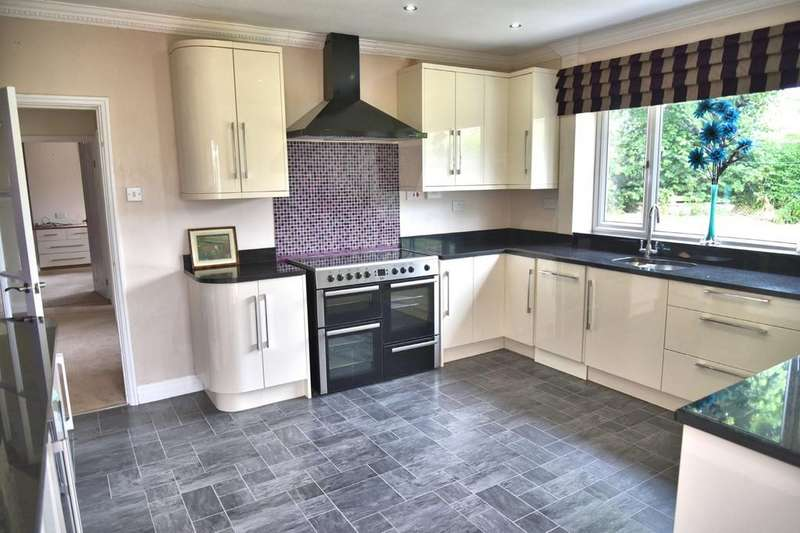 3 Bedrooms Detached Bungalow for sale in Manor Lane, Adwick-upon-dearne
