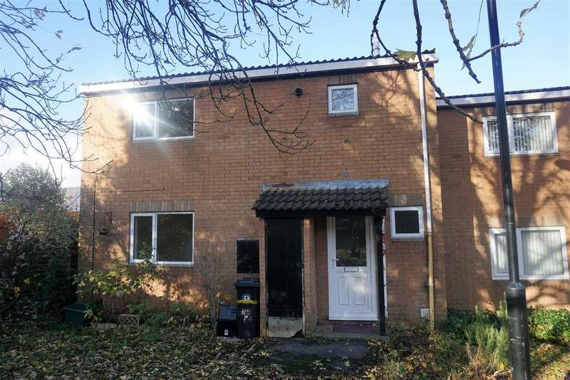 3 Bedrooms End Of Terrace House for sale in Wootton Road, St Annes, Bristol