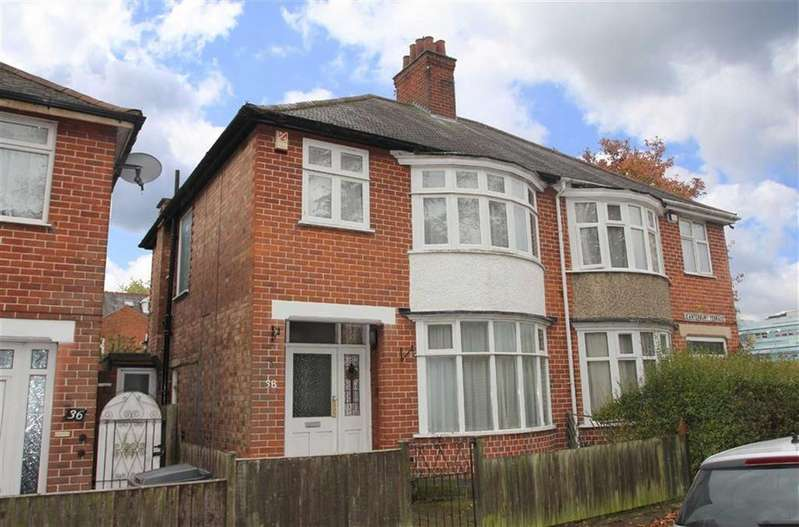 3 Bedrooms Semi Detached House for sale in Canterbury Terrace, West End, Leicester