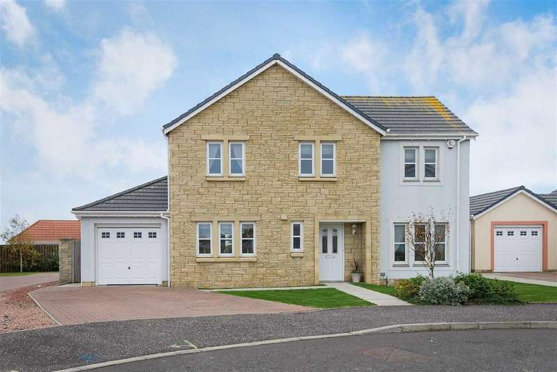 4 Bedrooms Detached House for sale in Fairhaven Crescent, Anstruther