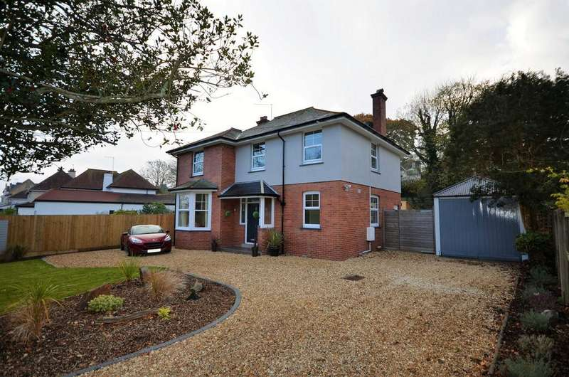 4 Bedrooms House for sale in Barton Terrace, Dawlish, EX7