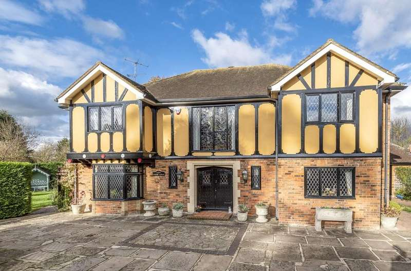 4 Bedrooms Detached House for sale in Church Road, Westoning, Bedford, Bedfordshire, MK45