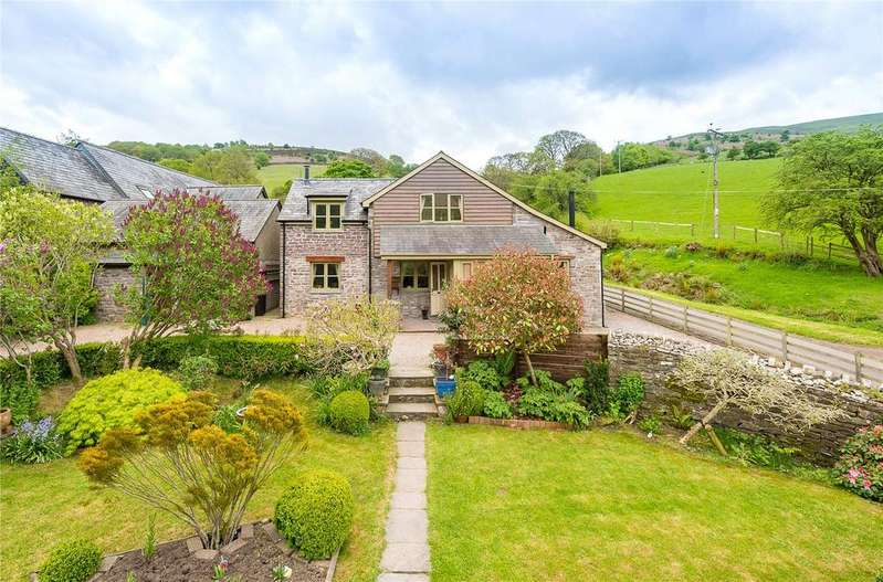 4 Bedrooms Detached House for sale in Forest Coal Pit, Abergavenny, Sir Fynwy