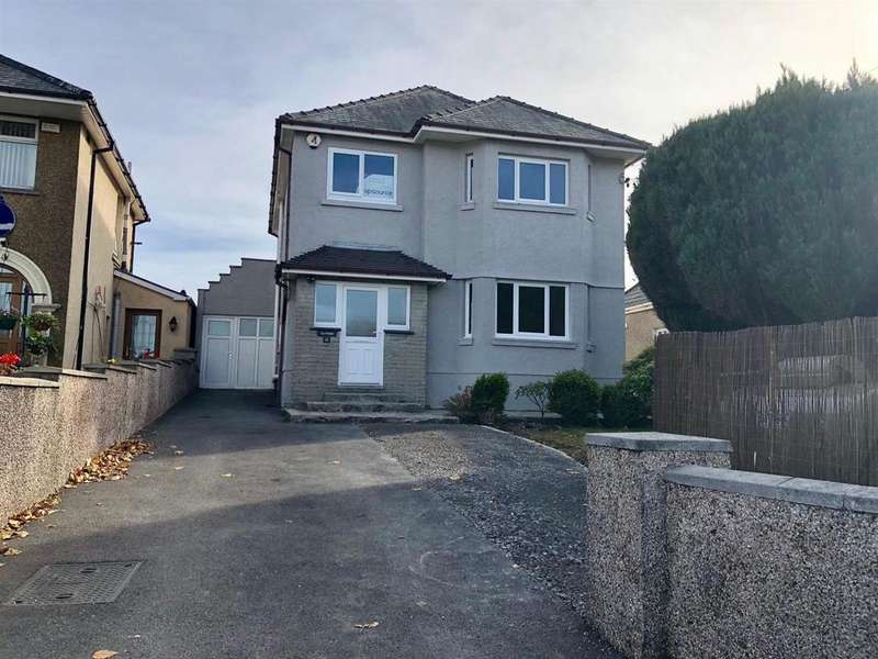 4 Bedrooms Detached House for sale in Cross Hands Road, Gorslas, Llanelli