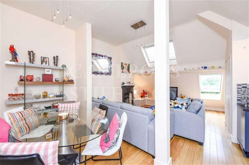 4 Bedrooms Apartment Flat for sale in Blenheim Gardens, Willesden Green, London, NW2