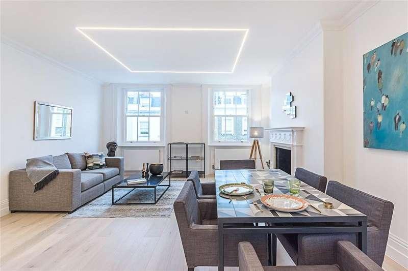 2 Bedrooms Maisonette Flat for sale in Cambridge Street, London, SW1V