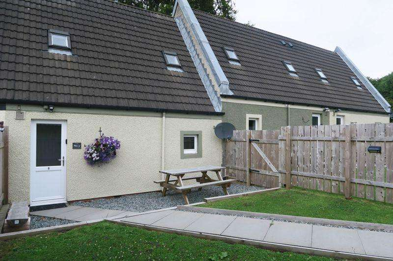 2 Bedrooms Semi Detached House for sale in 3 x 2 Bedroom Apartments, Home Farm Road, Portree