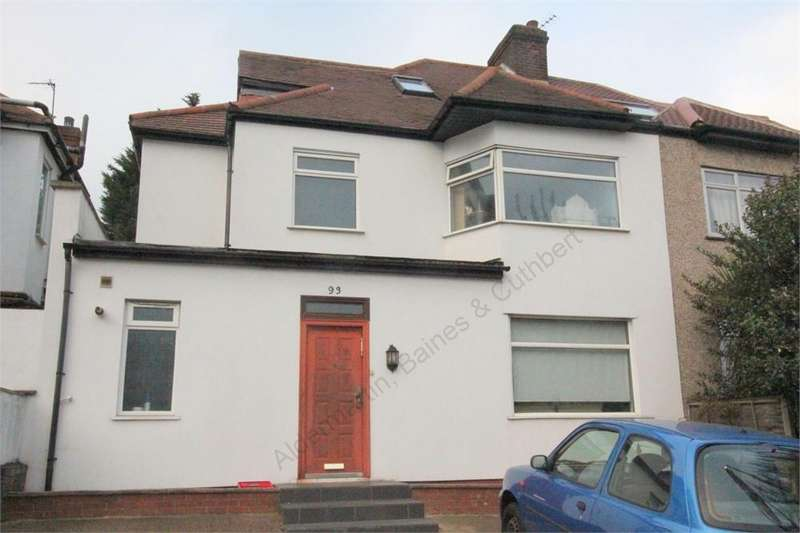 5 Bedrooms Semi Detached House for sale in Finchley Lane, Hendon