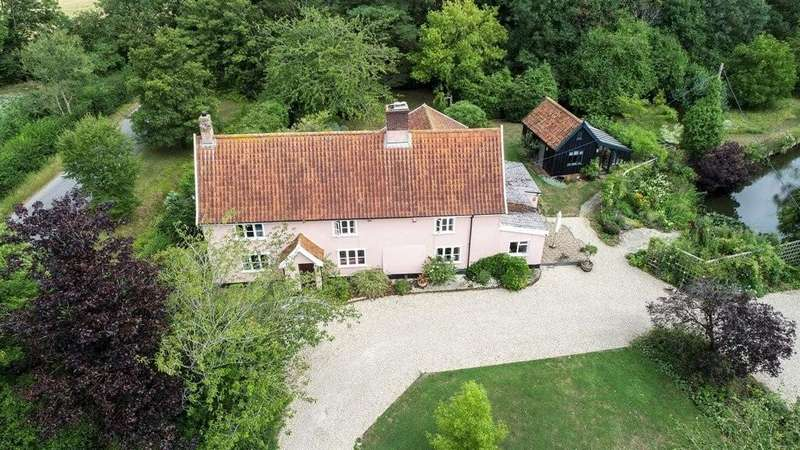 4 Bedrooms Farm House Character Property for sale in Southolt, Eye