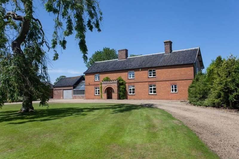 4 Bedrooms Detached House for sale in Forncett St. Peter, Norwich
