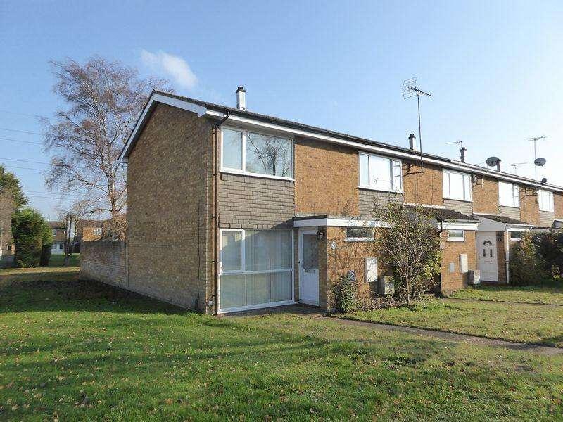 2 Bedrooms End Of Terrace House for sale in Grangeway, Dunstable