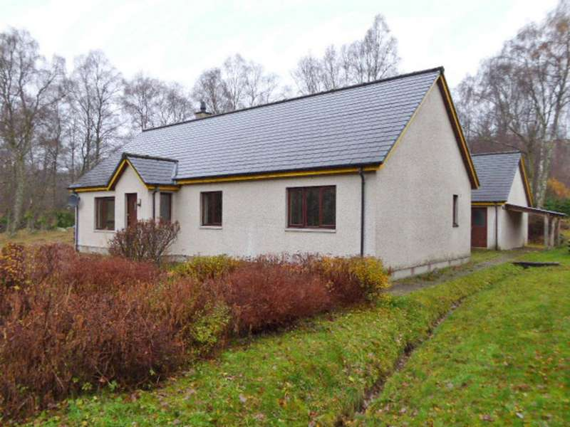 3 Bedrooms Detached Bungalow for sale in 8a Braeroy Road