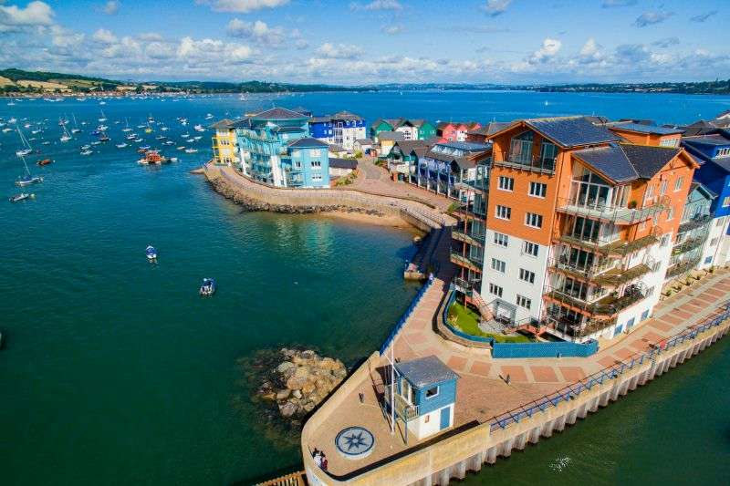 5 Bedrooms Flat for sale in REGATTA COURT, EXMOUTH MARINA