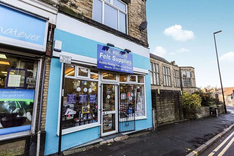 3 Bedrooms Flat for sale in South Road, Sheffield, S6