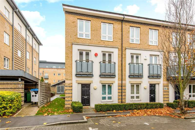 4 Bedrooms Mews House for sale in Silver Place, Watford, Hertfordshire, WD18