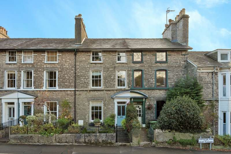 4 Bedrooms Terraced House for sale in Serpentine Road, Kendal