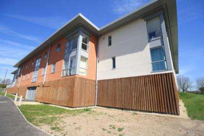1 Bedroom Flat for sale in Severn Point, Wyck Beck Road, Bristol