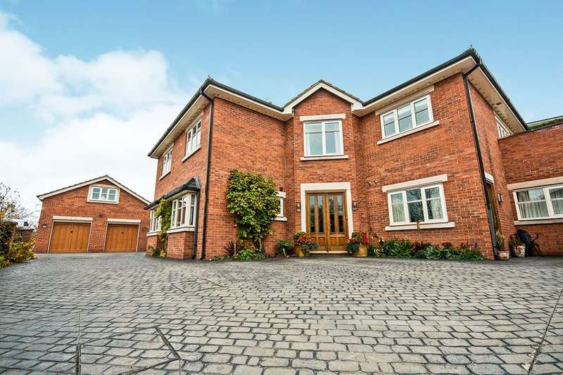 6 Bedrooms Detached House for sale in Aislaby Road, Eaglescliffe, Stockton-On-Tees, TS16