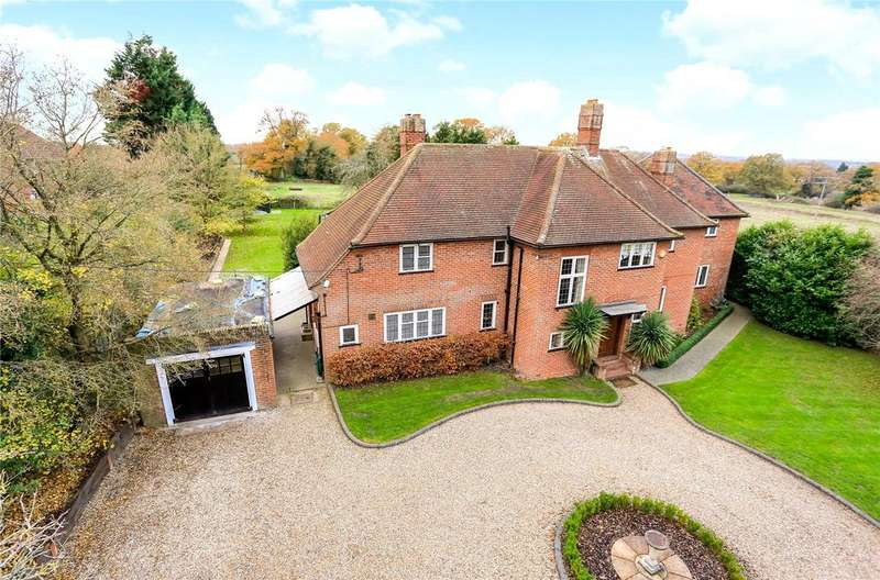 6 Bedrooms Unique Property for sale in Church Lane, Shinfield, Reading, RG2