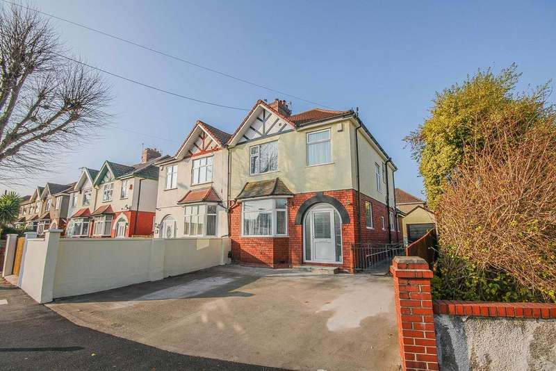 3 Bedrooms Semi Detached House for sale in Bedminster Road, Bedminster, Bristol, BS3 5NY