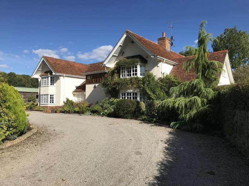 6 Bedrooms Detached House for sale in Bishop's Stortford